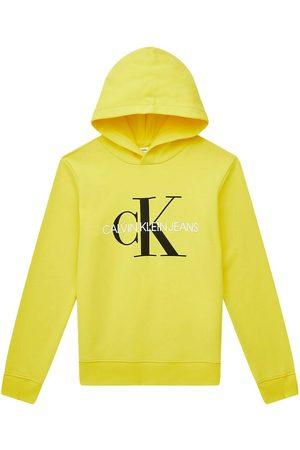 Calvin Klein Sweatshirts - IU0IU00073 MONOGRAM HDD SWEATER