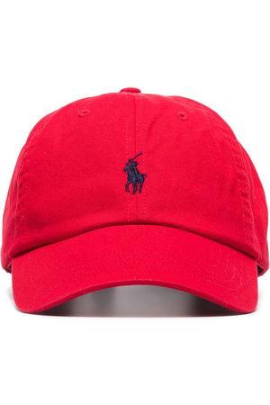 Polo Ralph Lauren Mænd Kasketter - Logo-embroidered cotton cap