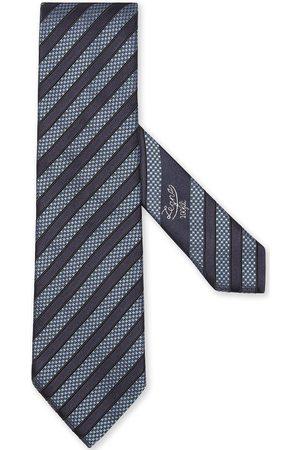 Ermenegildo Zegna Mænd Slips - Silkeslips med diagonale striber