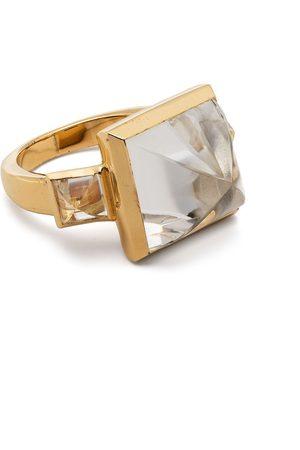 UNDERCOVER Mænd Ringe - Crystal-embellished ring