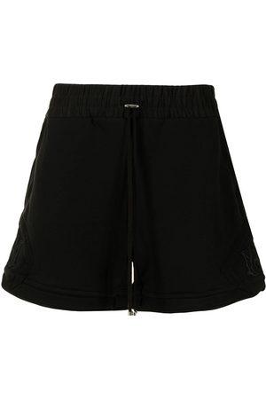 AMIRI Mænd Shorts - Logo-patch toggle-fastening track shorts