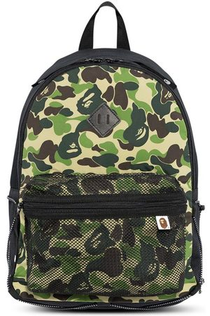 A Bathing Ape ABC Bungee Cord backpack