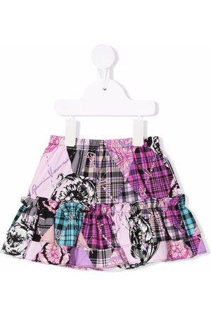 VERSACE Baby Nederdele - Nederdel med patchwork-tryk