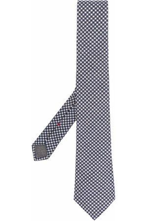 Brunello Cucinelli Houndstooth-ternet slips