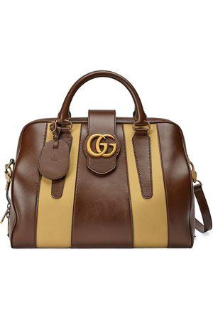 Gucci Mænd Weekendtasker - GG Marmont duffle-taske med logoplade