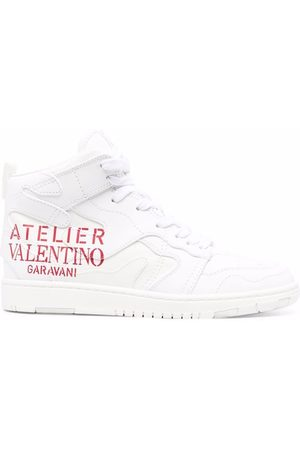 VALENTINO GARAVANI Atelier 07 Camouflage Edition low-top-sneakers
