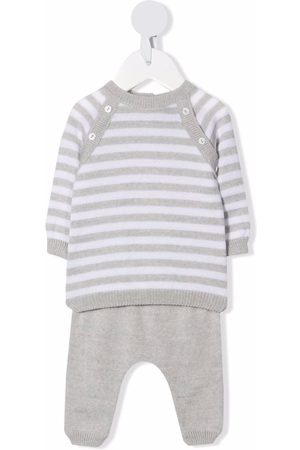 LITTLE BEAR Knitted two piece tracksuit