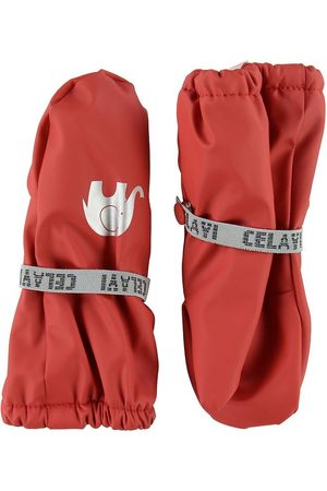 CeLaVi Handsker - Luffer m. Fleece - PU - Baked Apple