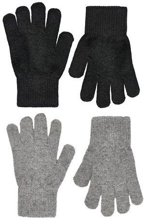 CeLaVi Handsker - Uld/Nylon - 2-pak - /Gråmeleret