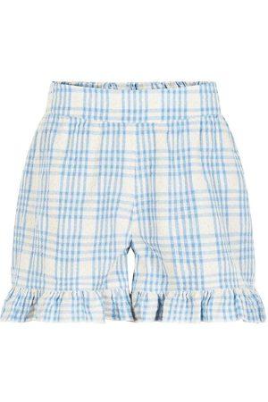 The New Shorts - Shorts - Tamara - Brunnera Blue