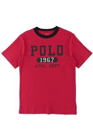 Ralph Lauren Kortærmede - Polo T-shirt - Classics - Ralph Red