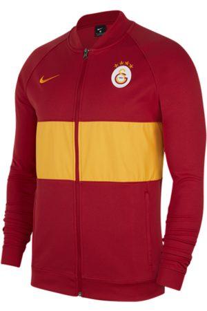Nike Mænd Veste - Galatasaray-fodboldtræningsjakke med lynlås til mænd