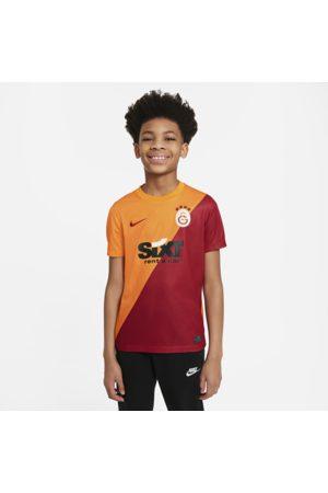 Nike Kortærmet Galatasaray Home-fodboldtrøje til større børn