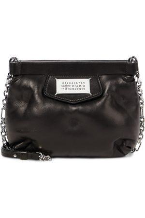 Maison Margiela Red Carpet Glam Slam Mini leather clutch
