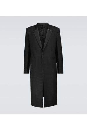 Givenchy Cotton-blend jacquard coat