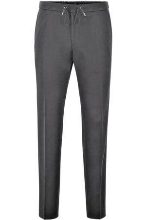 Hugo Boss Pantaloni slim fit elasticizzato coulisse Banks4-J 50417949