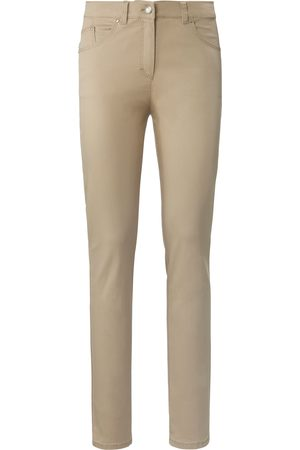 Brax ProForm S Super Slim-jeans model Lea Fra Raphaela by beige