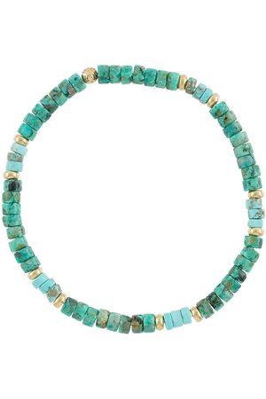 Nialaya Mænd Armbånd - Armbånd med blandede perler