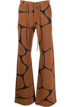 Karl Lagerfeld Kassebukser - X Kenneth Ize bukser i strik