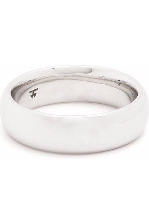 TOM WOOD Ringe - Stor klassisk ring i sterlingsølv