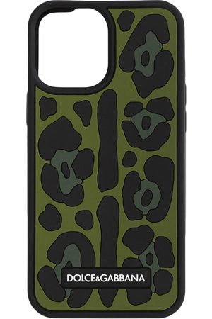 Dolce & Gabbana Mænd Mobil Covers - IPhone 12 Pro Max-cover med logotryk