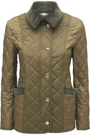 Burberry Kvinder Jakker - Wark Quilted Jacket