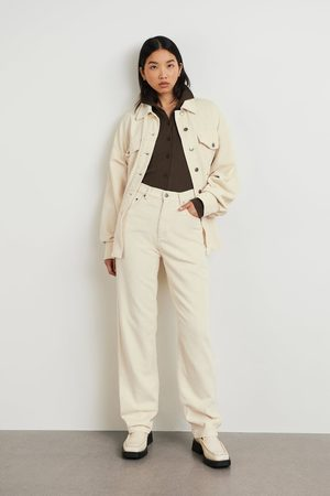 Gina Tricot 90s Cord trousers