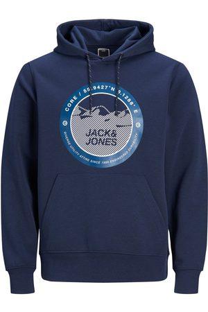 JACK & JONES Interlock Hoodie Mænd