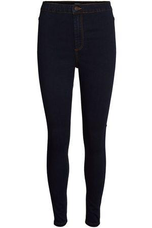 VERO MODA Vmjoy High Waist Skinny Fit Jeans Kvinder