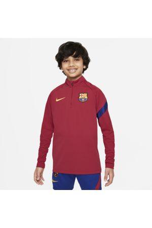 Nike FC Barcelona Academy Pro- Dri-FIT-fodboldtræningstrøje til store børn