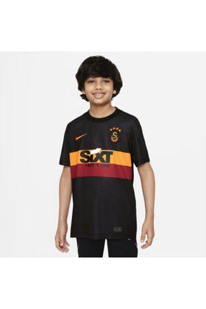 Nike Træning t-shirts - Galatasaray Away- Dri-FIT-fodboldtrøje med korte ærmer til større børn