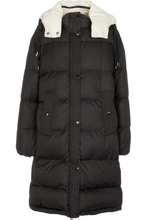 Moncler Kvinder Vinterfrakker - Erysimum hooded down coat