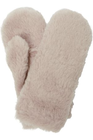Max Mara Alpaca-blend mittens