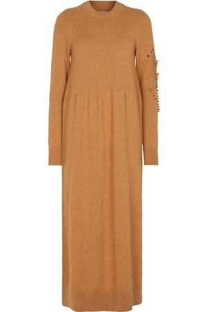 Barrie Cashmere midi dress