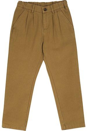 Bonpoint Cotton twill pants