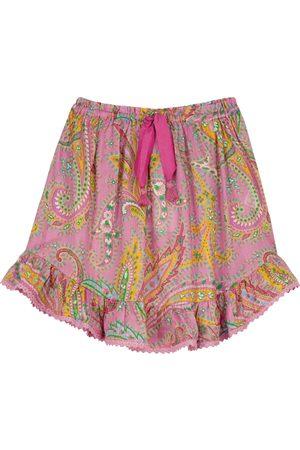 ZIMMERMANN Teddy flounce skirt