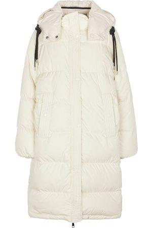 Moncler Erysimum hooded down coat