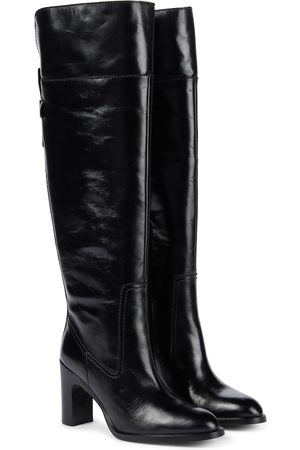 See By Chloé Annylee leather over-the-knee boots