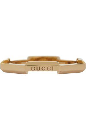 Gucci Kvinder Ringe - Link to Love 18kt gold ring