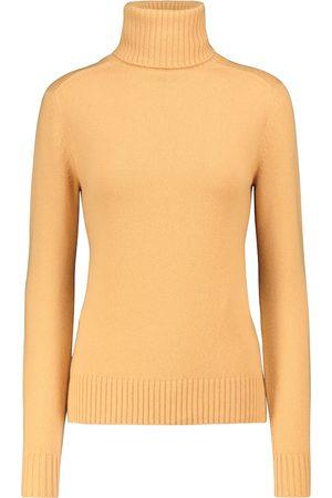 Loro Piana Kvinder Strik - Parksville cashmere turtleneck sweater