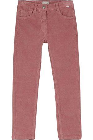 Il gufo Piger Bukser - Stretch-cotton corduroy pants