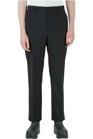 VALENTINO Mænd Chinos - Wool-Blend Straight-Leg Pants