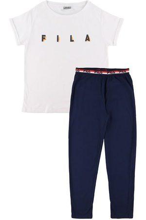 Fila Pyjamas - Pyjamassæt - /Navy m. Logo