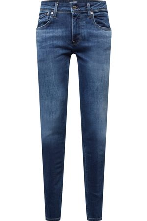 Pepe Jeans Mænd Slim - Jeans 'Finsbury