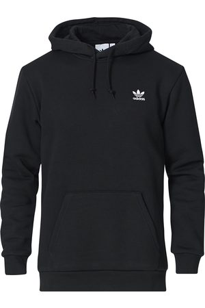 adidas Originals Mænd Sweatshirts - Essential Trefoil Hoodie Black
