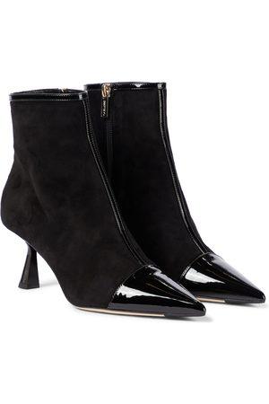 Jimmy Choo Kvinder Pumps støvler - Kix/Z 65 suede boots
