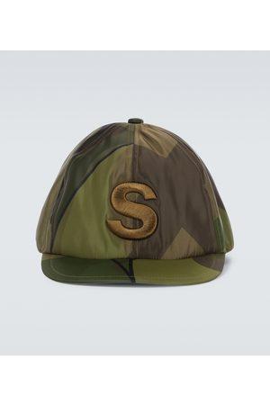 SACAI X KAWS cap