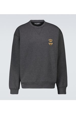 Dolce & Gabbana Cotton-blend sweatshirt