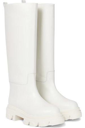 GIA BORGHINI GIA x PERNILLE TEISBAEK Perni 07 leather boots