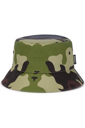 Burberry Kvinder Hatte - Camouflage cotton bucket hat